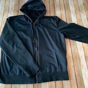 Gap women's full zip hooded jacket